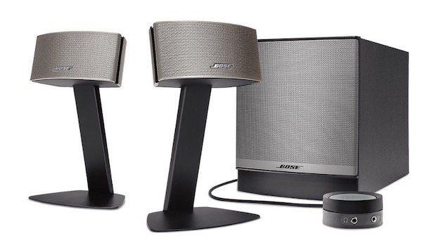 Bose Companion 50 Lautsprechersystem für 284,86€ (statt 317€)