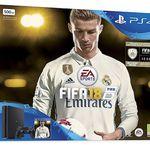 Playstation 4 slim 500GB + Fifa 18 für 230€ (statt 288€)