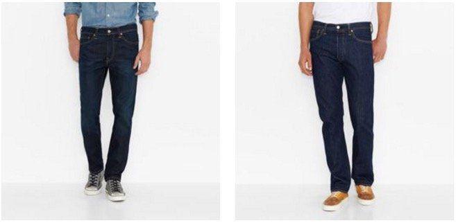 48% Rabatt auf ALLE Levis Jeans im Levis Online Shop