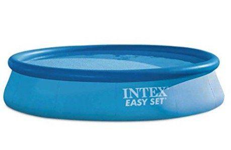 Schnell? Intex Easy Set Swimming Pool (ohne Pumpe) für 23,59€ (statt 57€)