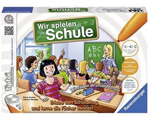Ravensburger tiptoi Produkte mit bis zu 41% Rabatt   z.B. tiptoi Dein Körper und du für 15,99€ (statt 22€)