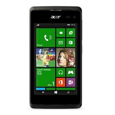 Acer Liquid M220   4 Zoll Windows 8.1 Smartphone für 51,99€ (statt 101€)