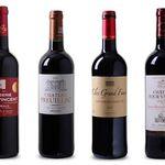 Edle Bordeaux Weine ab 4,99€ pro Flasche – teilweise mehrfach prämiert