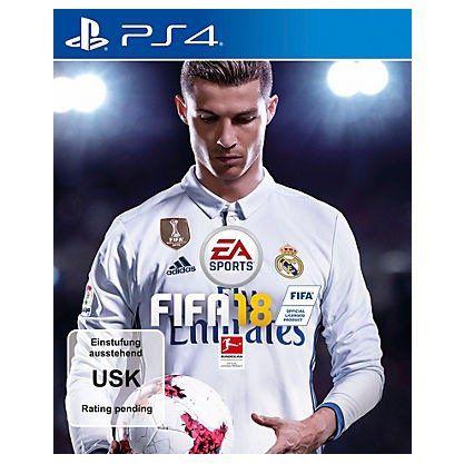 20€ Quelle Gutschein ab 50€   z.B. Fifa 18 (PS4) für 45,94€