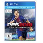 PES – Pro Evolution Soccer 2018 (PS4) für 31,98€ (statt 45€)