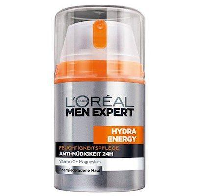 LOréal Men Expert Hydra Energy Anti Müdigkeit Feuchtigkeitspflege für 3,49€