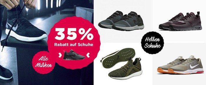 35% Rabatt auf Schuhe von Nike, Puma etc. bei My Sportswear + VSK frei