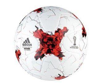 adidas Krasava FIFA Confederations Cup Top Glider 2017 Fußball ab 9,50€ (statt 24€)