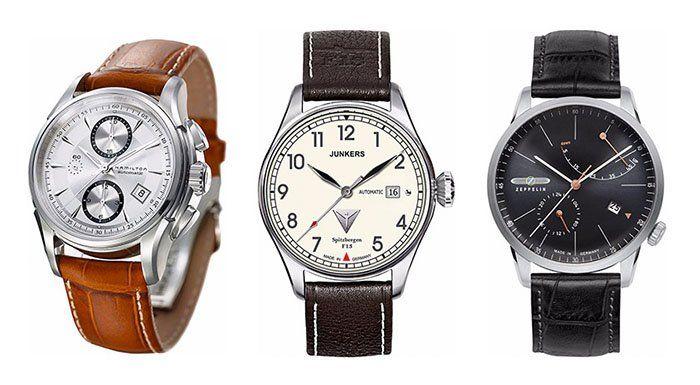 Luxus Uhren Sale bei CHRIST   z.B. Zeppelin Flatline Uhr für 319€ (statt 431€)