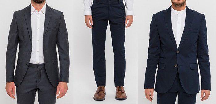 Selected Homme Sale bei vente privee   z.B. Anzug Hose für 26,90€ (statt 40€)