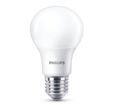 12er Pack Philips LED Lampe (dimmbar) 8,5W E27 für 29,99€