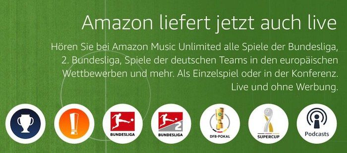 6 Monate Amazon Music Unlimited für 6€   nur Studenten