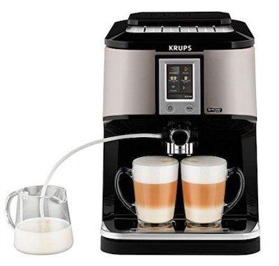 Krups EA880E Quattro Force Kaffeevollautomat für 379€ (statt 516€)