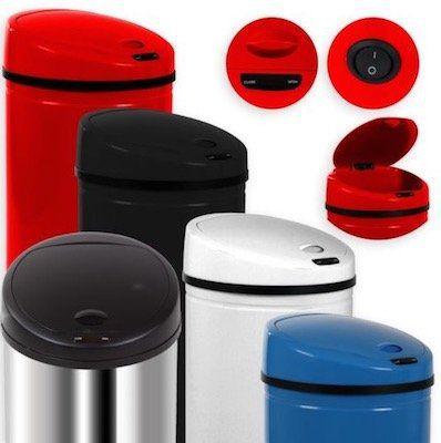 Kesser Mülleimer (50L) mit Automatik Sensor für 36,80€