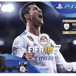 Playstation 4 mit 1TB + Fifa 18 + 2. Controller + 14 Tage PS Plus ab 279€ (statt 347,10€)
