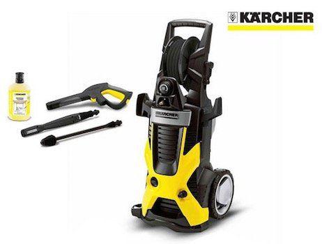 Kärcher K7 Premium Hochdruckreiniger inkl. 1 Liter Reinigungsmittel für 378,90€ (statt 477€)