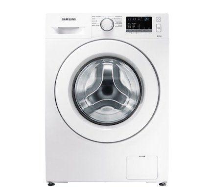 Samsung WW80J34D0KW Waschmaschine mit 8kg und A+++ ab 333€ (statt 475€)