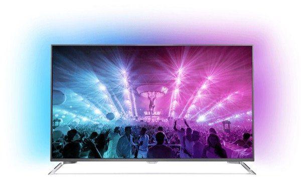 Philips 75PUS7101   75 Zoll 4k Fernseher mit 3 seitigem Ambilight für 2.222€ (statt 2.650€)
