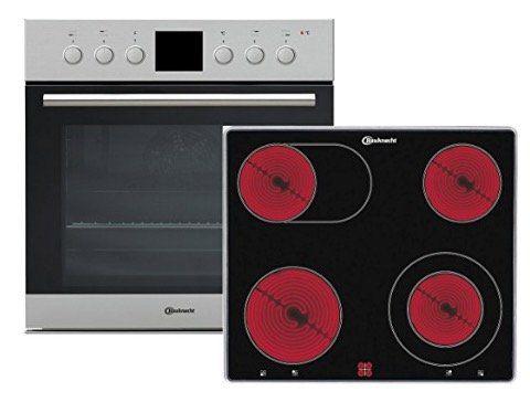 Bauknecht HEKO SUPER Einbauherd Set mit CERAN Kochfeld für 399€ (statt 465€)