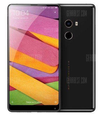 Xiaomi Mi Mix 2   5,99 Zoll Flaggschiff Smartphone mit voller LTE Unterstützung und 256GB für 472,79€ (statt 528€)