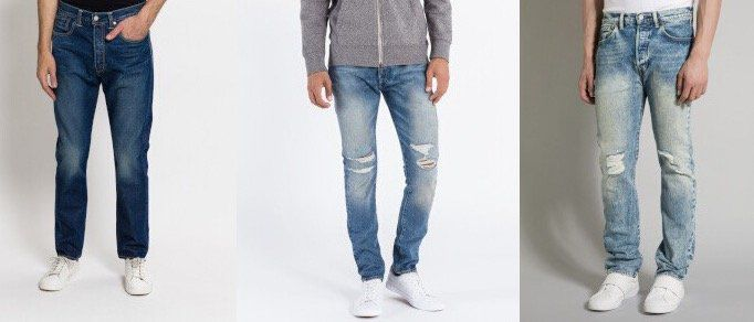Levis Sale bei vente privee (Jeans, Hemden, Pullover uvm.)   z.B. Levis 501 Jeans für 49,99€ (statt 86€)