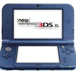 New Nintendo 3DS XL in Metallic-Blau für 161,49€ (statt 192€) + 18,90€ in Superpunkten