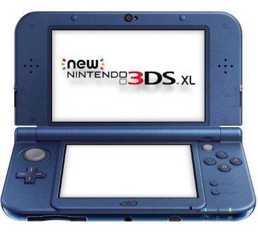 New Nintendo 3DS XL in Metallic Blau für 161,49€ (statt 192€) + 18,90€ in Superpunkten