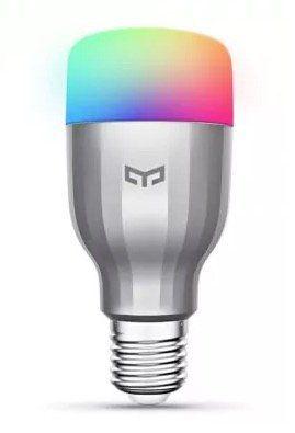 Xiaomi Yeelight RGBW E27 LED Lampe mit App Steuerung für 14,09€