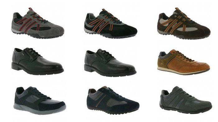 GEOX Schuh Sale: z.B. Geox U Edgware A für 52,99€ (statt 63€)
