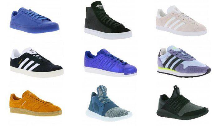 Großer adidas Originals Sneaker Sale bei Outlet46 ab 29,99€ + keine VSK