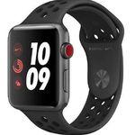 Apple Watch Series 3 Nike+ (mit LTE) Smartwatch mit 42mm für 415€ (statt 477€)