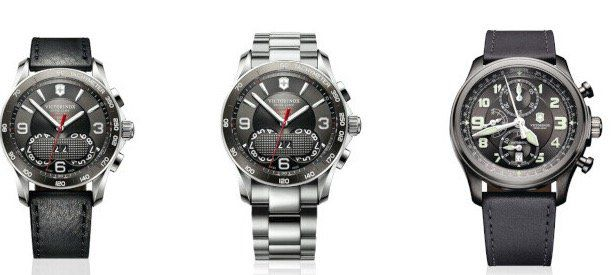 Victorinox Uhren Sale bei vente privee   z.B. Victorinox Swiss Army Chrono Classic ab 299,90€ (statt 639€)