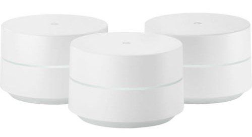 3er Pack Google Wifi Router für 255,90€ (statt 345€)