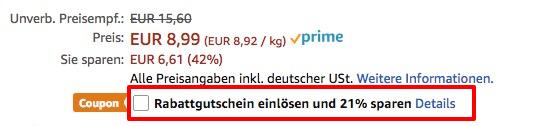 24er Pack Nestle Lion Schokoriegel für 7,10€