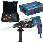 Bosch Professional SDS-plus GBH 2-28 F Bohrhammer + Gedore-Boxx + L-Boxx für 191,21€ (statt 233€)