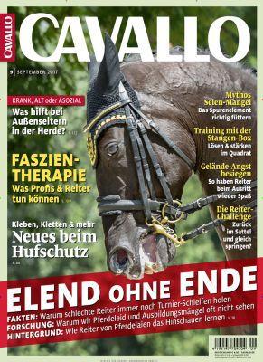 2 Ausgaben Cavallo gratis – Kündigung notwendig