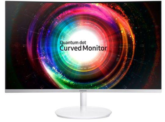 Nur bis 13 Uhr! Samsung C27H711   27 Zoll WQHD Curved Monitor für 333€ (statt 411€)