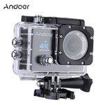 Andoer Q3H ActionCam (170° Weitwinkel, 4K 25FPS, 1080P 60FPS, Wifi) inkl. Zubehör für 28,99€ (statt 60€)
