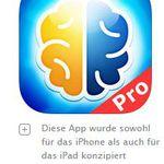 Denkspiele Pro (iOS) gratis statt 4,99€