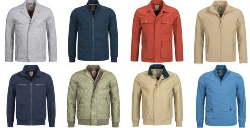 Timberland Earthkeeper Herren Übergangsjacke 47 Modelle für je 49,99€