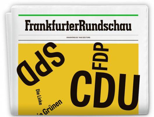 2 Wochen Frankfurter Rundschau gratis – endet automatisch