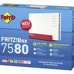 Schnell! AVM FRITZ!Box 7580 für 149€ (statt 230€)