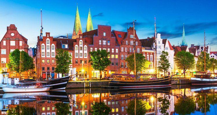 2, 3 o. 5 ÜN im 4* Hotel in Lübeck inkl. Frühstück, Schlemmerbuffet, Wellness & Hafenrundfahrt ab 99€ p.P.