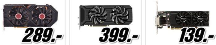 PALIT GeForce GTX 1070 Dual für 399€ uam. im Media Markt Dienstag Sale