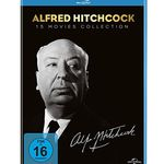 Alfred Hitchcock Collection (15 Blu-rays) für 33,69€