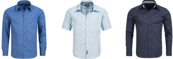 FILA Herren Kurz  und Langarm Hemden für je 15,99€
