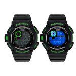 SKMEI S-SHOCK – Wasserdichte LED Uhr mit vielen Funktionen für 7,06€ (statt 17€)