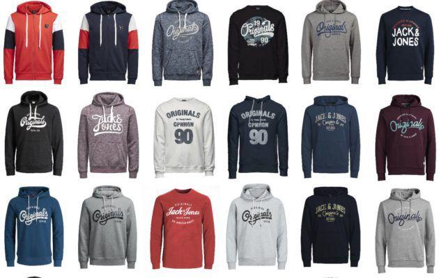 Jack & Jones Pullover Hoodies und Sweater für je 24,99€
