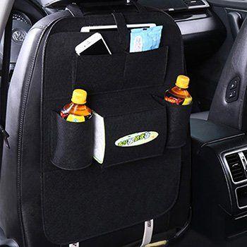 Organizer für den Autorücksitz mit versch. Taschen & Farben für je 2,51€