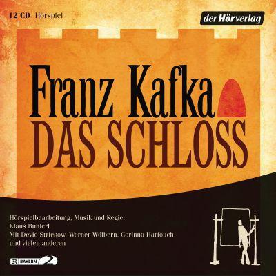 Franz Kafka: Das Schloss (Hörbuch) im kostenlosen Download